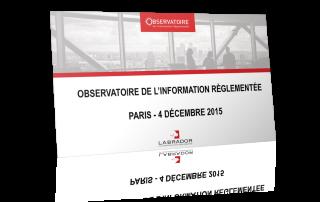 Say on Pay, rapport intégré, gouvernance, communication réglementée